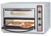 Zweikammer-Pizzaofen