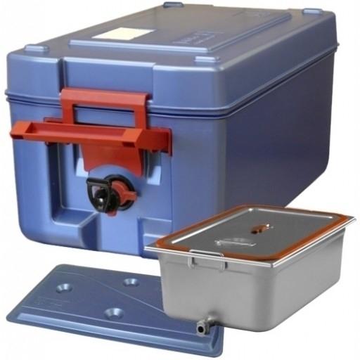 blu-box Getränkebehälter gekühlt