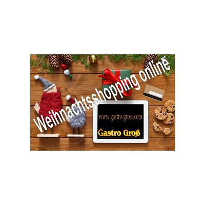 Weihnachts-Shopping online