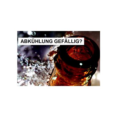 Abkühlung gefällig? Getränkekühlung, Eisvitrinen, Eiswürfelbereitung, Slushi, Eis ...