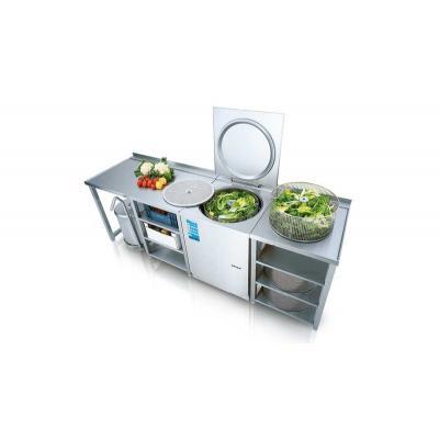 Salat- und Gemüsewaschmaschine