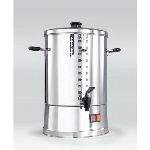 Hogastra Heißwasserautomat HWT 20 ECO Line mit flachem Deckel, 2 - 20 Liter