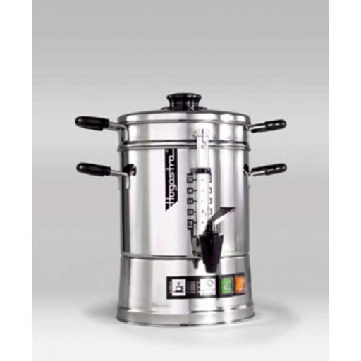 Hogastra Kaffeemaschine CNS 35 ECO Line mit flachem Deckel, 2 - 4,5 Liter