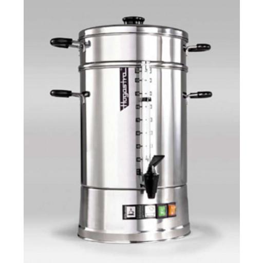 kaffeemaschine cns 130 eco line mit flachem deckel made in germany von hogastra. Black Bedroom Furniture Sets. Home Design Ideas