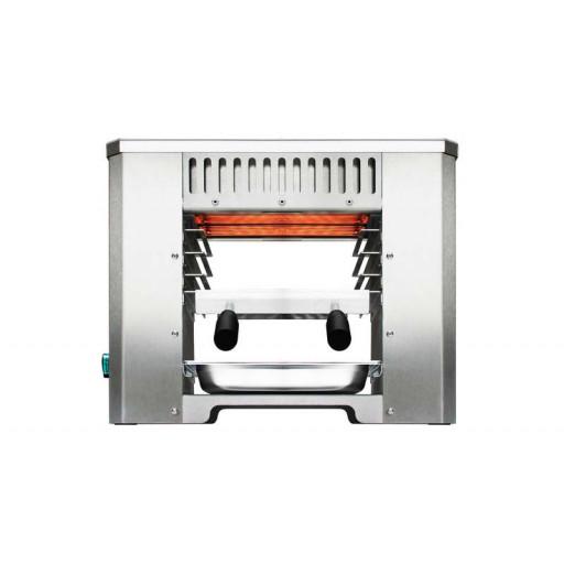 ASTEUS Bistro Infrarot-Elektro-Gastronomiegrill - 800°C