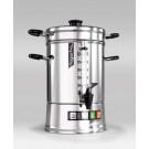 Hogastra Kaffeemaschine CNS 75 ECO Line mit flachem Deckel, 2 - 9,5 Liter