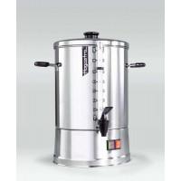 Hogastra Heißwasserautomat HWT/GWT Glühweinspender  15 ECO Line mit flachem Deckel, 2 - 15 Liter