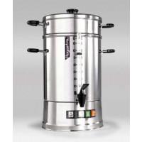 Hogastra Kaffeemaschine CNS 130 ECO Line mit flachem Deckel, 2 - 16,5 Liter
