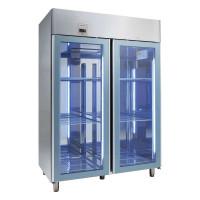 COOL-LINE-Glastürkühlschrank KU 1402-G Base