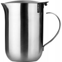 """Helios Edelstahl Kännchen für Kaffee """"Serve Coffee"""", 0,4 Liter, matt"""