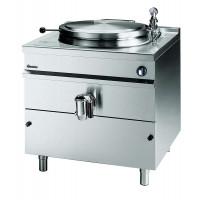 Bartscher Elektro-Kochkessel, indirekte Beheizung, Nutzinhalt 200 Liter
