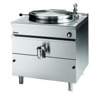 Bartscher Elektro-Kochkessel, indirekte Beheizung, Nutzinhalt 455 Liter