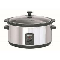 Bartscher Speisenwärmer, für Suppen, Soßen und Speisen, 6,5 Liter