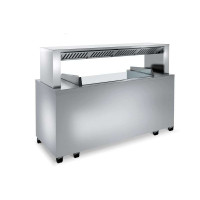 Blanco COOK Frontcooking-Station BC FS 3.1