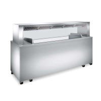 Blanco COOK Frontcooking-Station BC FS 4.1