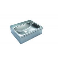 Blanco W 5,5 x 4,5 x 1,5 Handwaschbecken mit 3-seitiger Beckenverkleidung