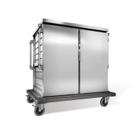 Blanco Tablett Transportwagen TTW 32-115 EZU einwandig