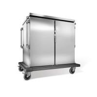 Blanco Tablett Transportwagen TTW 32-115 DZU doppelwandig