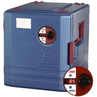 Etol blu'box Serie  blu'box 52 gn / en hot² | Frontlader, regelbare Temperatur