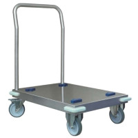 Etol blu'line  blu'mobil easy roll | Transportwagen mit Handgriff