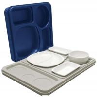 Etol blu'tray Serie  blu'tray italy | Speisentransporttablett
