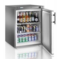 COOL-LINE Umluft-Gewerbekühlschrank RCX 200 GL