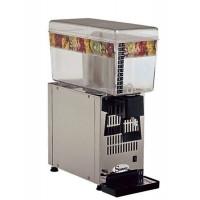 Dynamic Santos Dispenser für gekühlte Getränke mit einem Behälter
