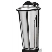 Dynamic Santos Bar- & Küchenblender Aufsatz, 2 Liter Edelstahl