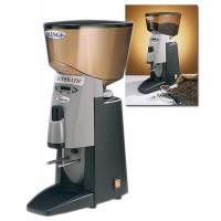 Dynamic Santos «Silence» Automatik Espresso Kaffeemühle schwarz
