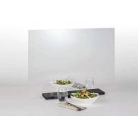 """APS Hygieneschutzwand """"TABLE"""" 75 x Höhe 57 cm ohne Öffnung"""
