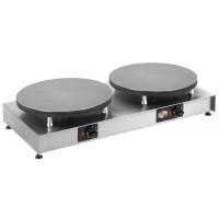Neumärker  Crepesgerät Crepes Aktiv II Elektro mit 2 Platten