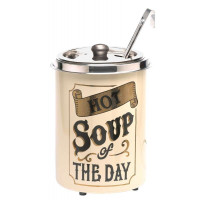 Neumärker  Hot Pot Suppentopf / beheizt