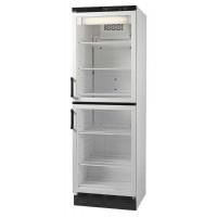 NordCap Gewerbekühlschrank KU 407 2-G LED