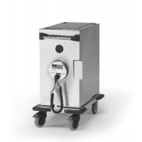 Rieber thermoport® 1600, Edelstahl, Frontlader, fahrbar, beheizbar