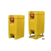 """Rieber thermoport® Getränkebehälter """"Thermi"""" 4.0 thermi 20 Liter aus Kunststoff"""