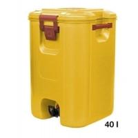 """Rieber thermoport® Getränkebehälter """"Thermi"""" 4.0 thermi 40 Liter aus Kunststoff"""