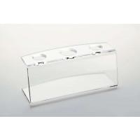 Stöckel Eistütenhalter Plexiglas für 3 Eistüten