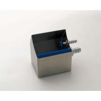 Stöckel Standspüle Modell 11a  für 2 Portionierer mit Wasserdurchlauf