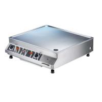 Scholl Induktions-Grillgerät Griddle Line 7,0 kW 2 Bratzonen