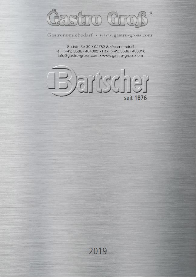 Bartscher Bag-in-Box Kühler Bartscher vinoBar, zum Kühlen und drucklosen Zapfen von vorgekühlten Bag-In-Box Behältern