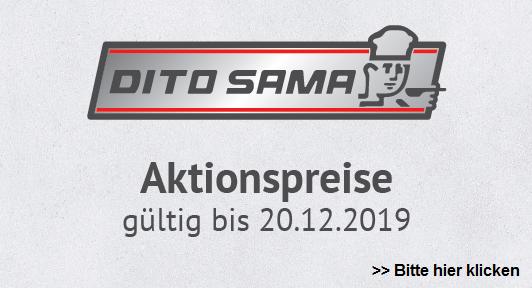 Dito Sama Aktionspreise gültig bis 20.12.2019