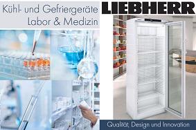 Liebherr Labor und Medizinkühlung