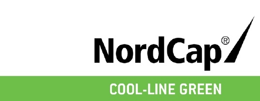 Logo Nordcap Cool-Line GREEN
