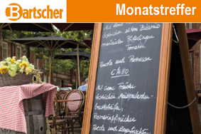 Bartscher Monatstreffer Herbst 2020