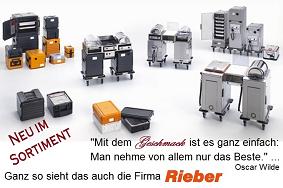 Rieber / Neu im sortiment
