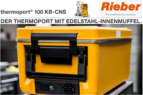 Rieber thermoport® 100 KB-CNS