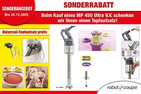 Sonderangebot Robot Coupe® bis 20.12.2020