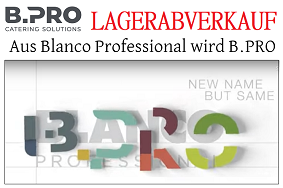 Aus Blanco Professional wird B.PRO Solution